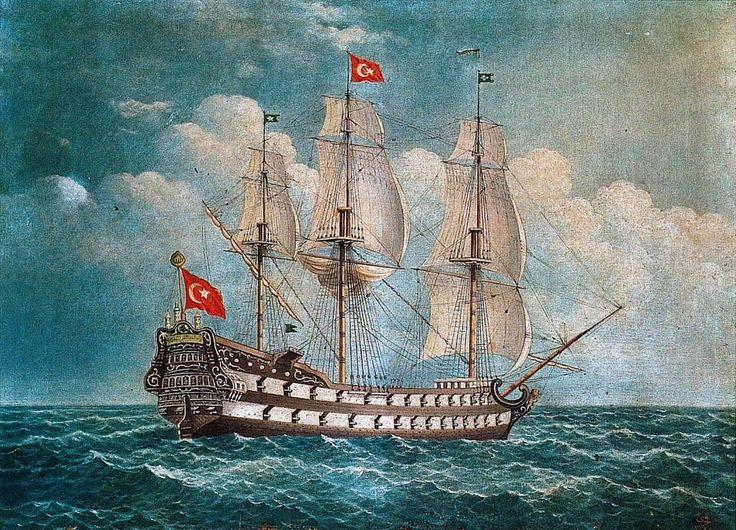 [Ottoman Empire] An Ottoman Galleon (Bir Osmanlı Kalyonu)