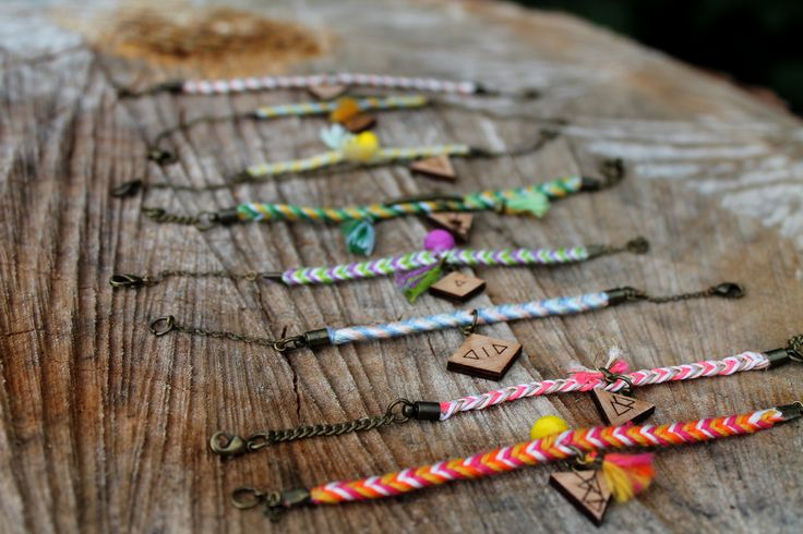 Summer collection  Bracelet by Wild Cloud