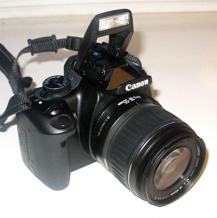 Цифровой зеркальный фотоаппарат «Canon EOS 400D»