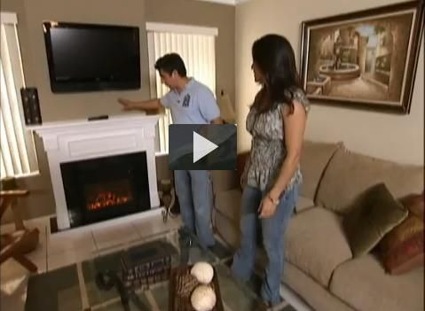 M s de 25 ideas incre bles sobre chimeneas el ctricas en - Instalar chimenea en casa ...
