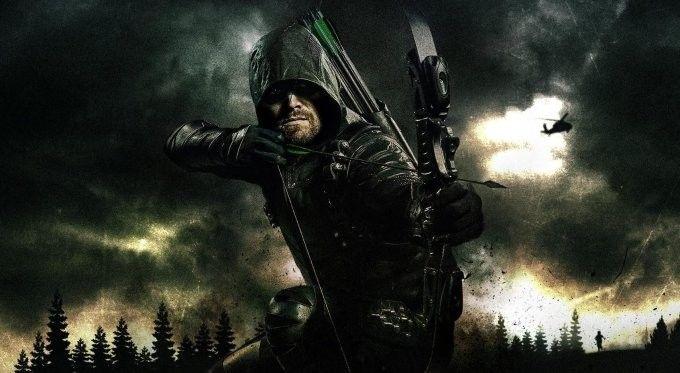 Pin De Rafaela Mgtenchini Em Super Flash Green Arrow Arrow Tv