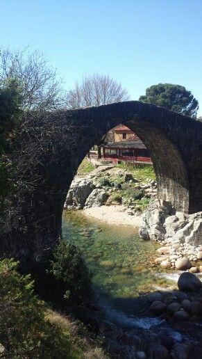 Puente Romano Madrigal de la Vera