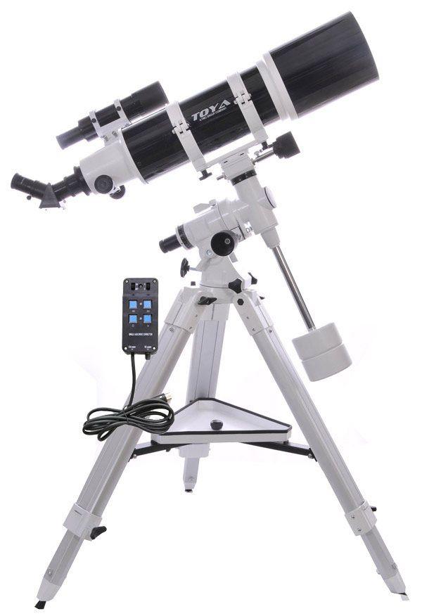 Produto: Telescópio Refrator Acromático 150mm Toya Skymaster RF150F PRO Black Diamond