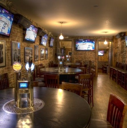Chicago Bears Bars in NYC - Tavern on Third - http://www.tavernonthird.com/sports/alumni-partnership/chicago-bears