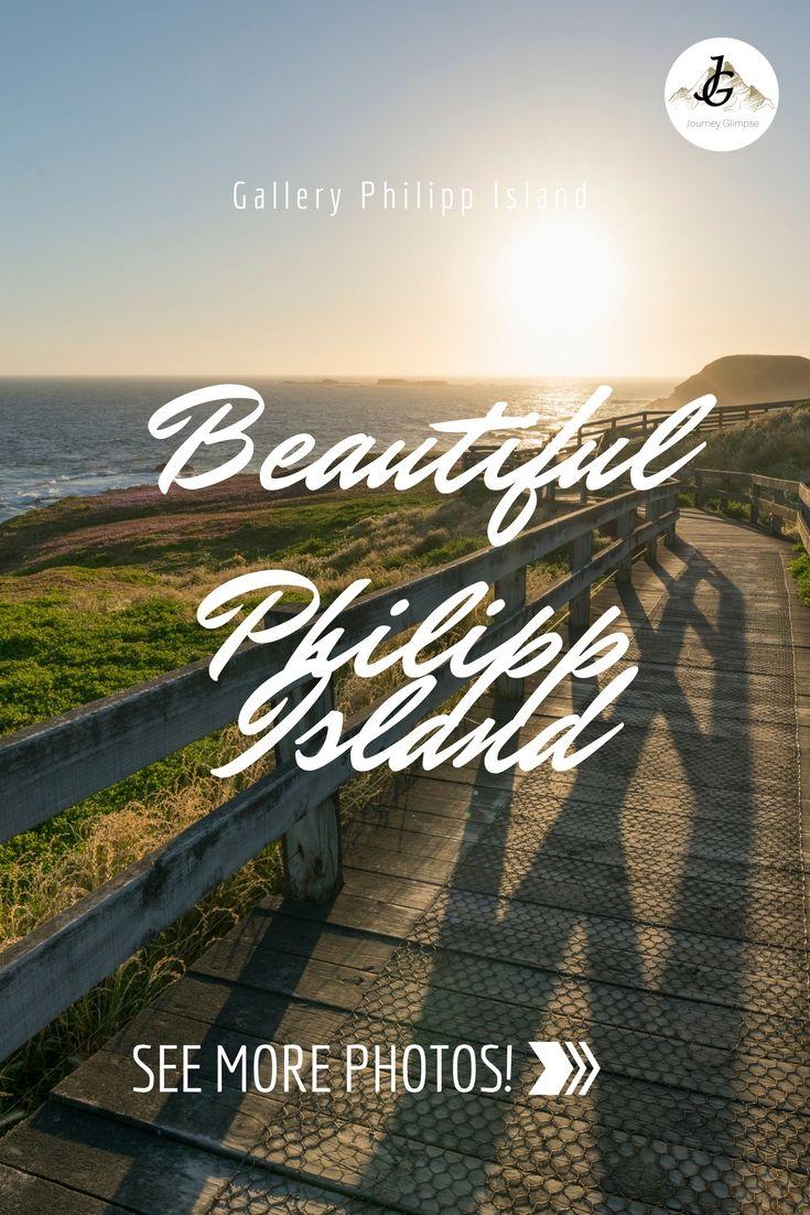 Philipp Island geht auf einer Australienreise oft vergessen. Dies ist sehr schade, denn die kleine Insel hat vieles zu bieten. Besonders die Natur ist wahnsinnig schön.