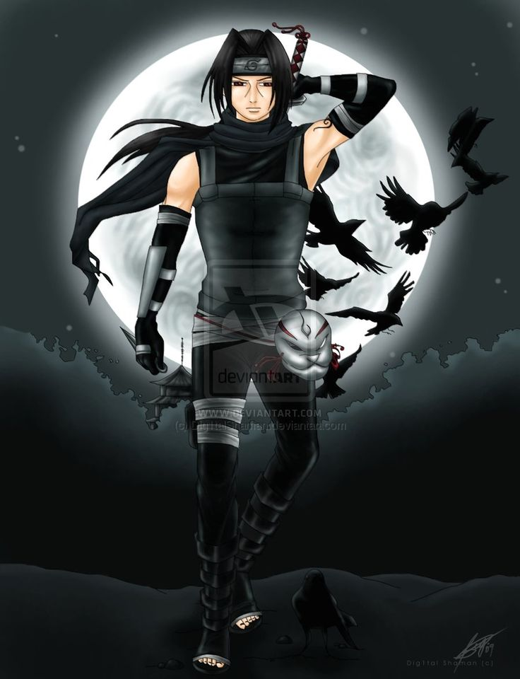 Anbu Sasuke And Itachi   www.pixshark.com - Images ...