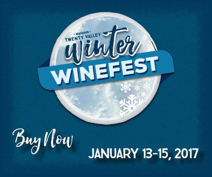 Our custom Govino Glassware will be used for this great event! #WinterWineFest #20Valley #VQA