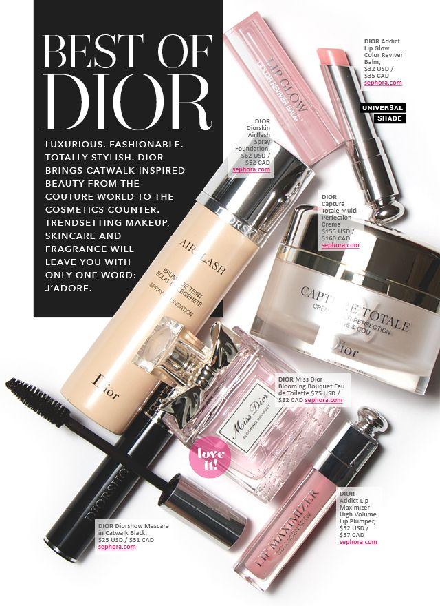Best Of: Dior — Beautezine