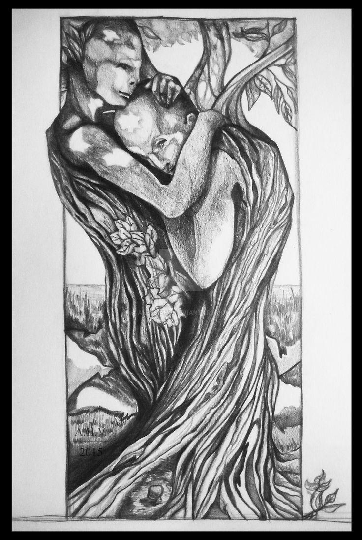 The Embrace's Natural Essence. by AlessiaHV.deviantart.com on @DeviantArt