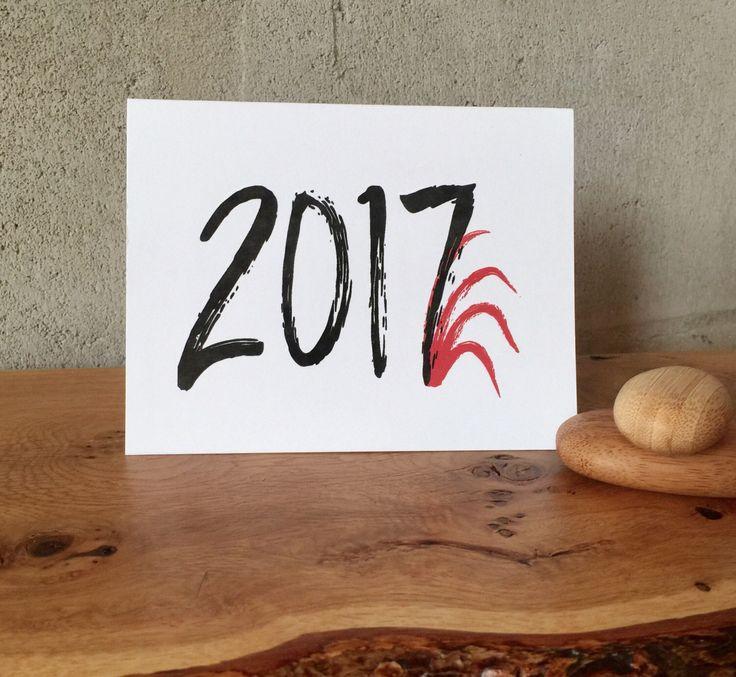 New Years Card / Asian New Years Card / Chinese New Year / Martial Arts Card / Oriental New Years Card /Aikido New Years Card / Jiu Jitsu by PolishTheStone on Etsy https://www.etsy.com/listing/481584658/new-years-card-asian-new-years-card