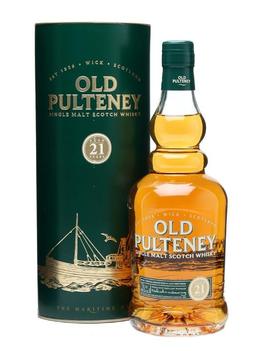 Old Pulteney. A winner if there ever was one. #scotch #highland. Love this stuff <3