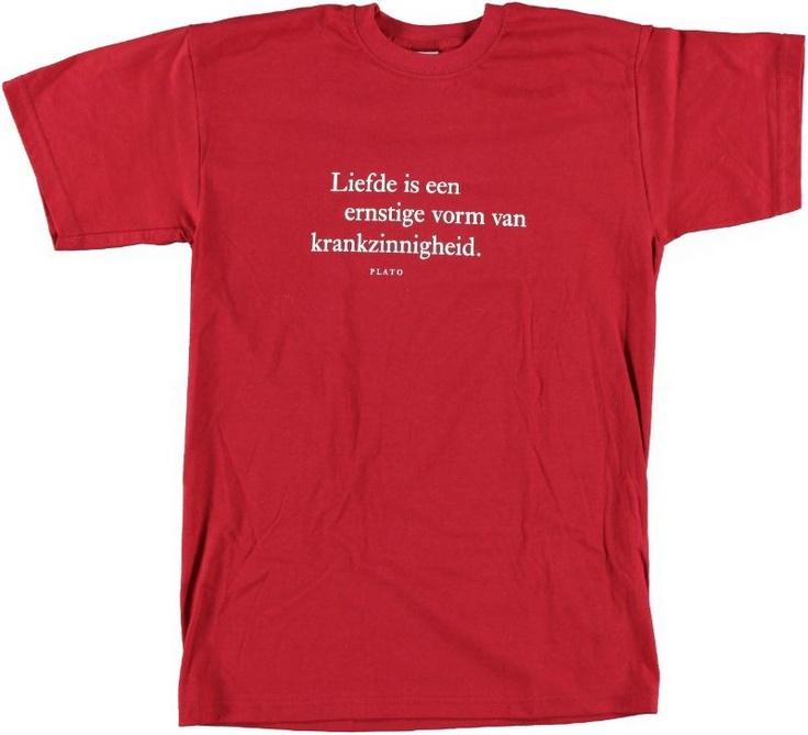 Plato - Literaire t-shirts