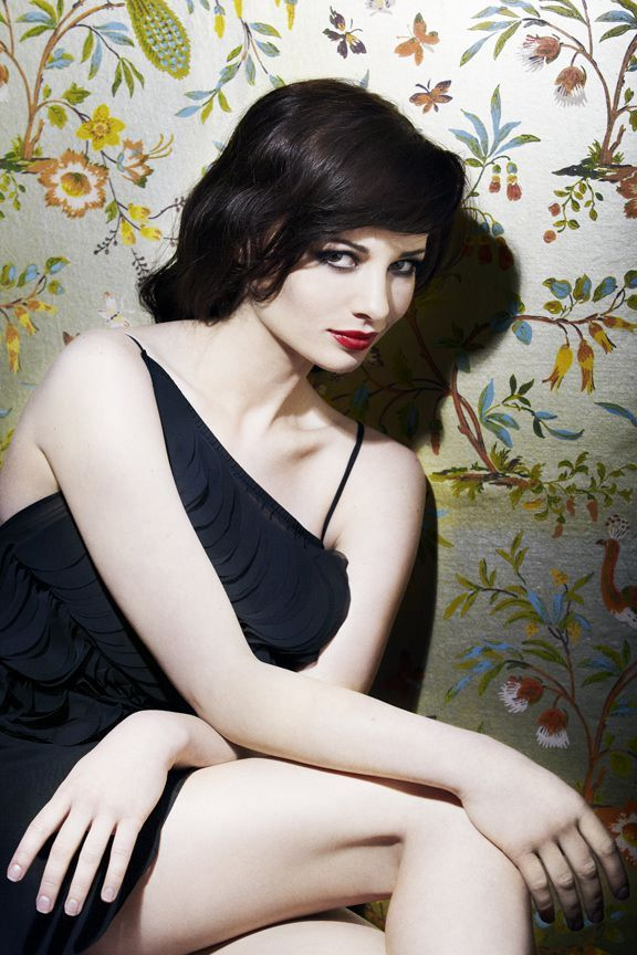 Ashley Rickards - Makeup by Lusine Galadjian