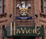 Harrods, London.  I loved shopping here!  Would like to go again.