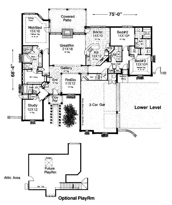 Best 25+ European house plans ideas on Pinterest | House floor ...
