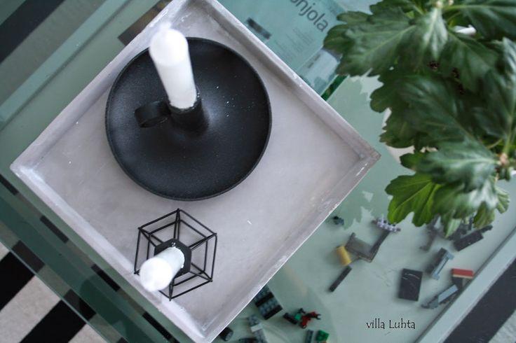villa Luhta: #granit#boconcept