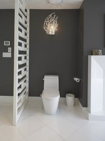66 best screens and partitions images on pinterest for Room divider for bathroom