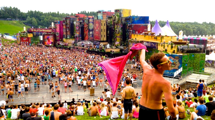 #tomorrownland #tomorrowland2012