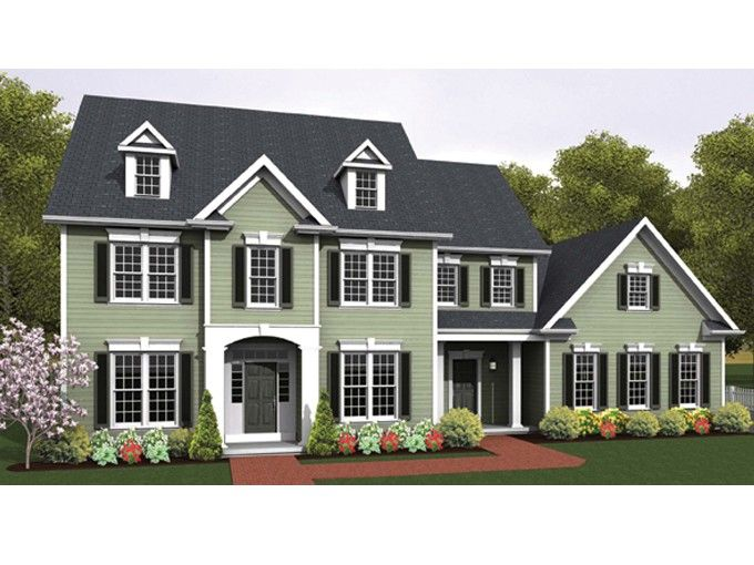 ePlans Colonial House Plan – Loves to Entertain– 3624 Square Feet and 4 Bedrooms from ePlans – House Plan Code HWEPL76003
