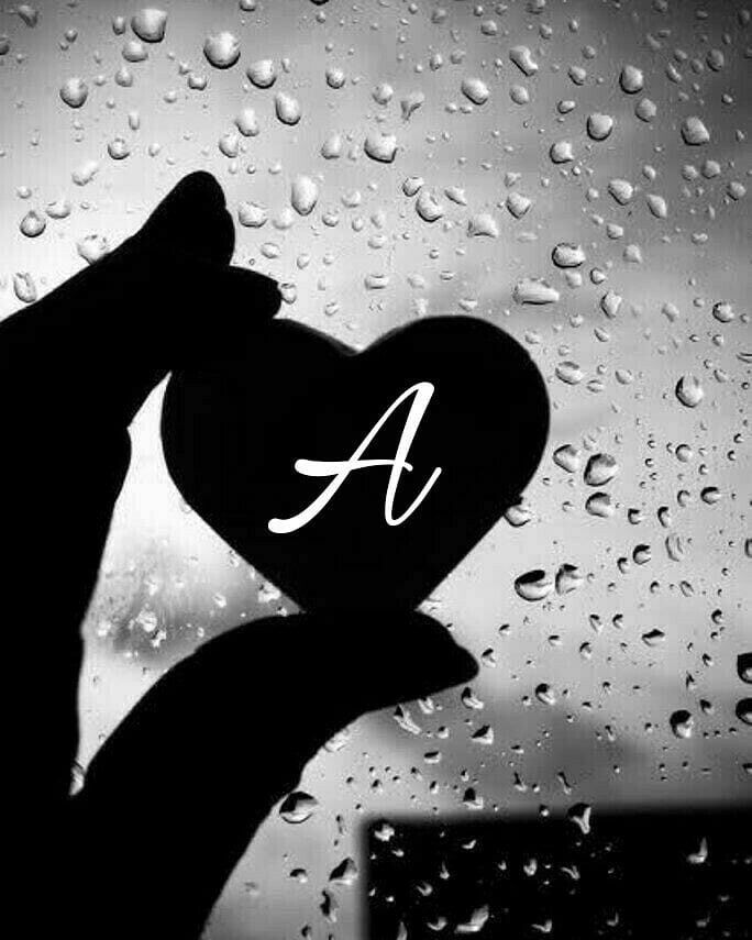 A For My Daughters Love A The Beginning Letter Of My Daughters Name Alphabet Wallpaper A Letter Wallpaper Name Wallpaper