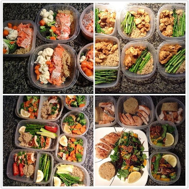 15 best pre packed meals images on pinterest healthy meals clean pre packed meal ideas forumfinder Images