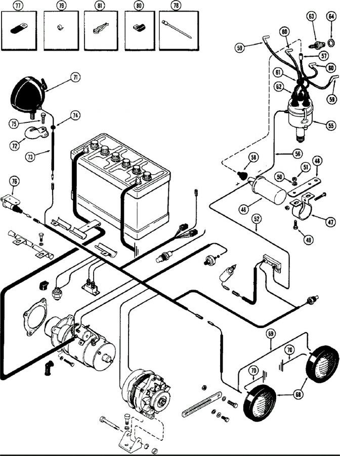 29 ford alternator wiring diagram - bookingritzcarlton.info | diagram,  alternator, case ih  pinterest