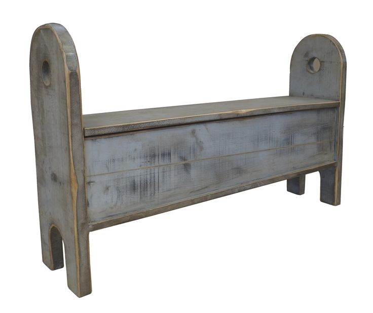 Blevins Accent Bench at Morris Home #NaturalLiving