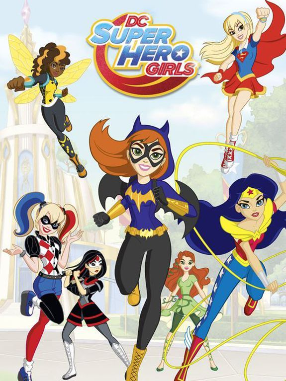 Wonder Woman, Batgirl, Harley Quinn, Poison Ivy and Big Barda are coming to the Mattel - Dc Universe in the DC Super Hero Girls series. This series will contain graphic novels, animation, apparel and toys. Here is the first animated short from the series, produced by Warner Bros. Of course, the most