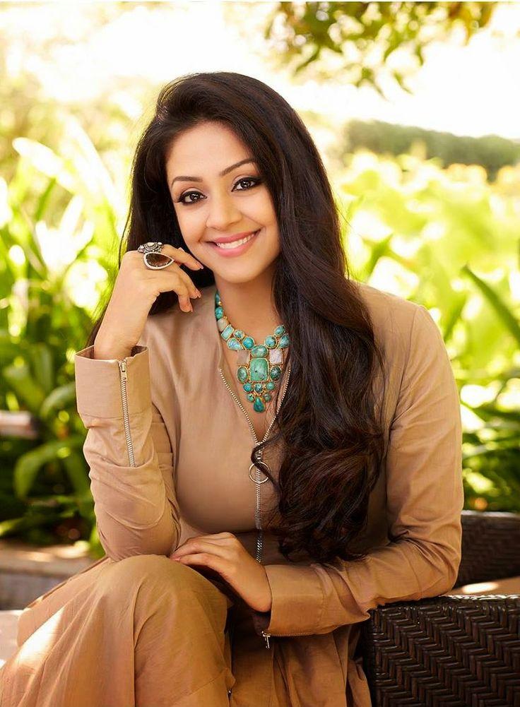 36 Vayadhinile Tamil Movie Heroine Jyothika Photoshoot in May 2015 (2) at Jyothika Photoshoot for Film Promotion  #36Vayadhinile #Jyothika