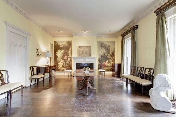 Jackie Kennedy Georgetown Home