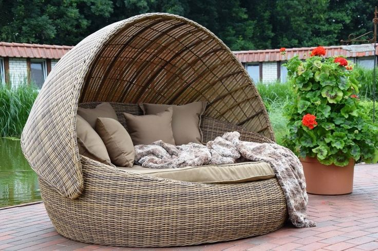 die besten 25 sonneninsel rattan ideen auf pinterest gartenliege rattan m bel qualit t und. Black Bedroom Furniture Sets. Home Design Ideas