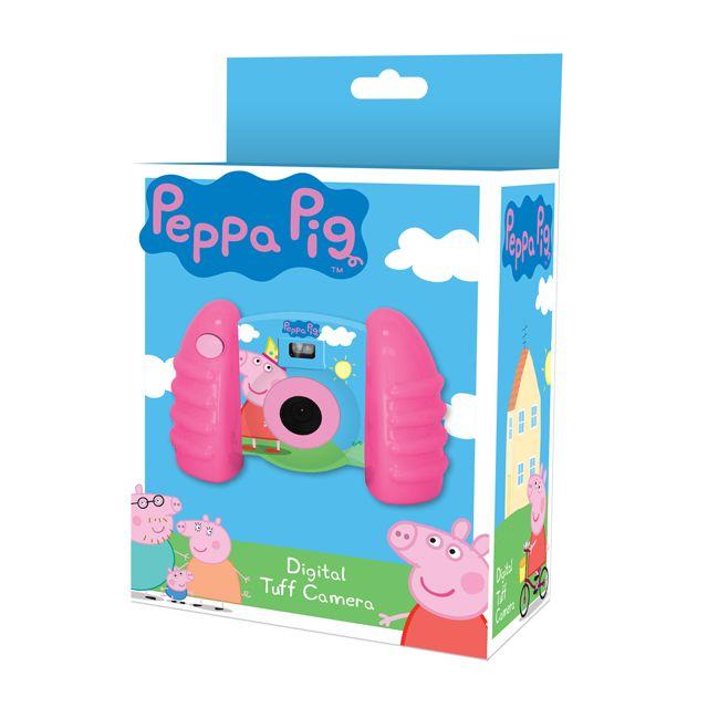 Peppa Pig Tuff Cam Pack