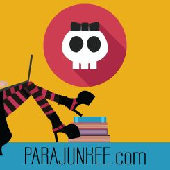 Parajunkee's View | Talking Books, Book Recommendations, Book News, Tech