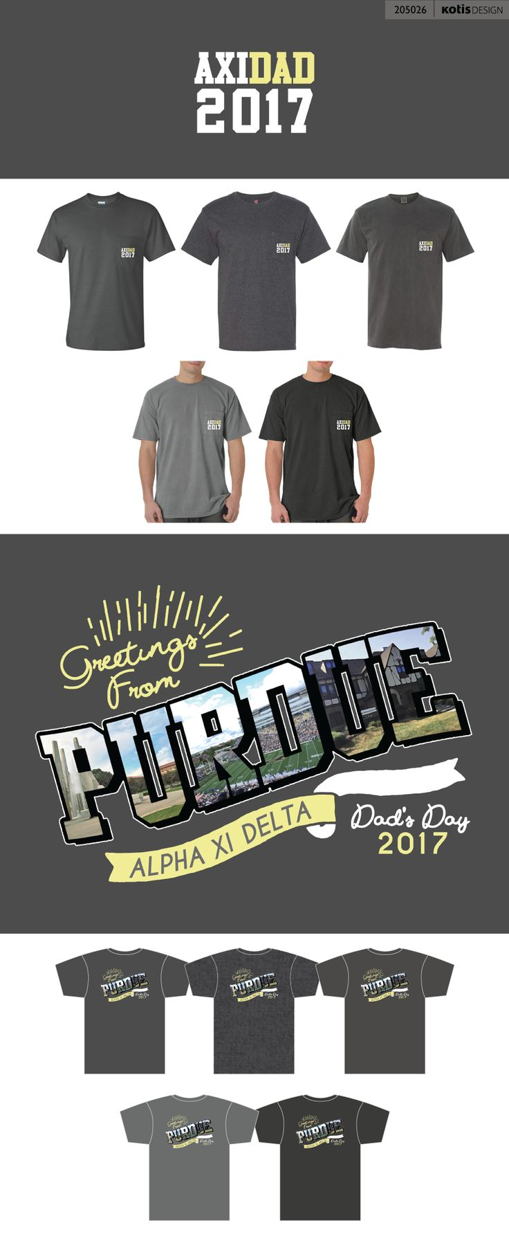 205026 Purdue AXiD Dadu0027s Weekend