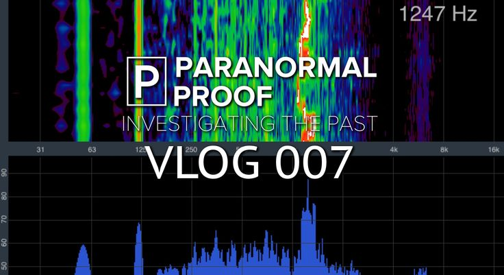 Paranormal Proof - VLOG007 - EVP Session During Gladstone Gaol Investiga...