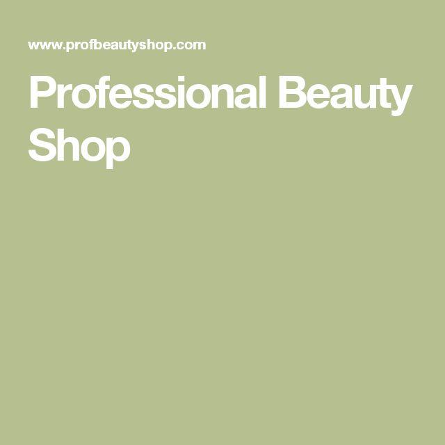Professional Beauty Shop