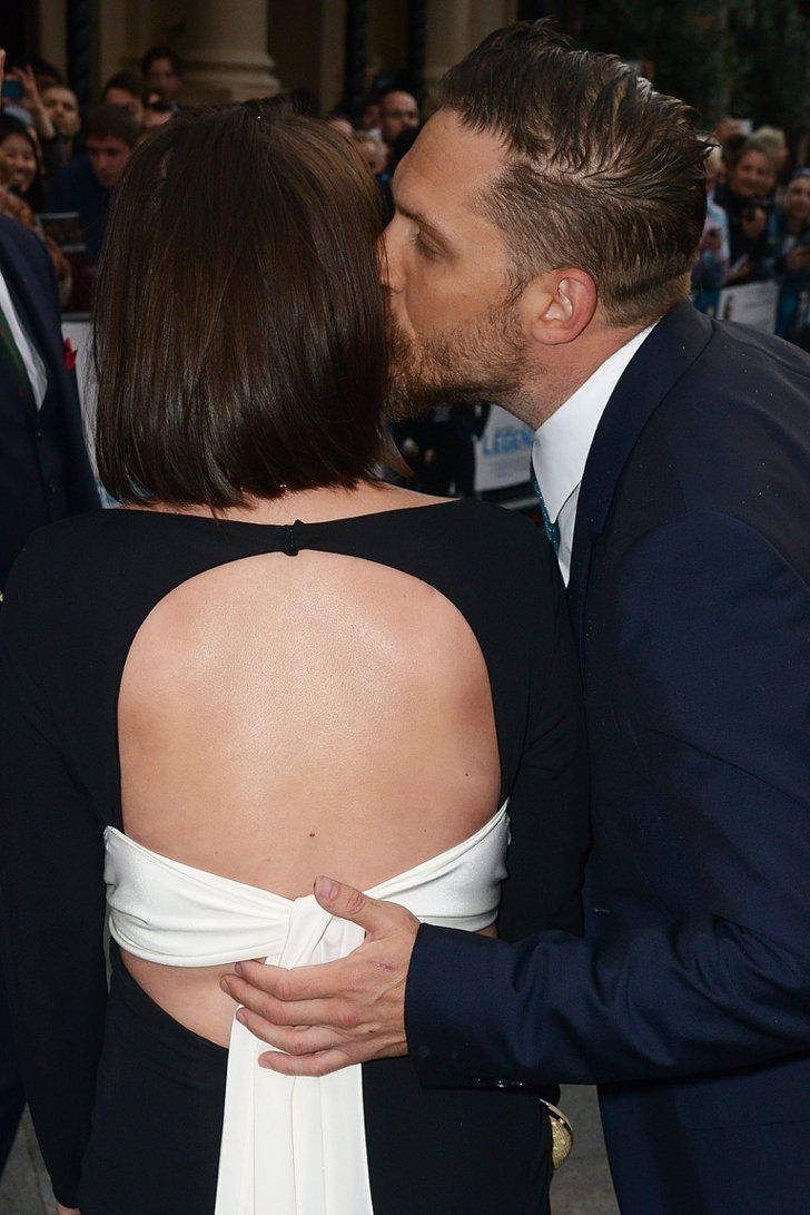 Tom Hardy and Charlotte Riley's Sweetest Moments...Charlotte must be one of the luckiest girl
