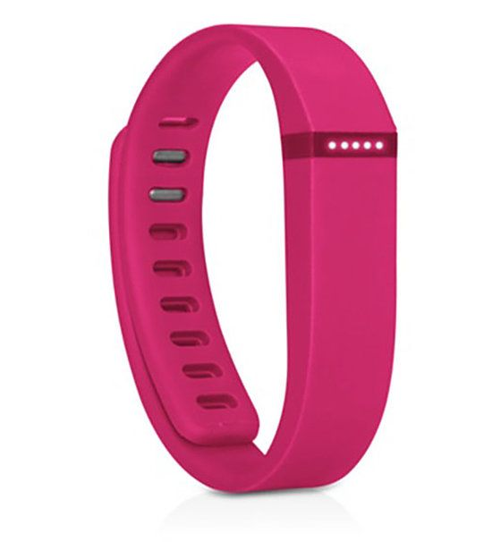 Anyone who loves stats, analytics, and all things tech-related will get a kick out of the Fitbit Flex ($100). During the day, this slim bracelet remembers your steps, distance, and calories burned, and at night, it tracks your sleep quality.
