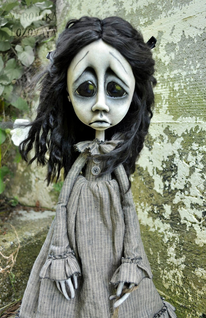 463 Best Dolls Goth Voodoo And Zombie Images On