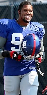 Michael Strahan - NY Giants - DE
