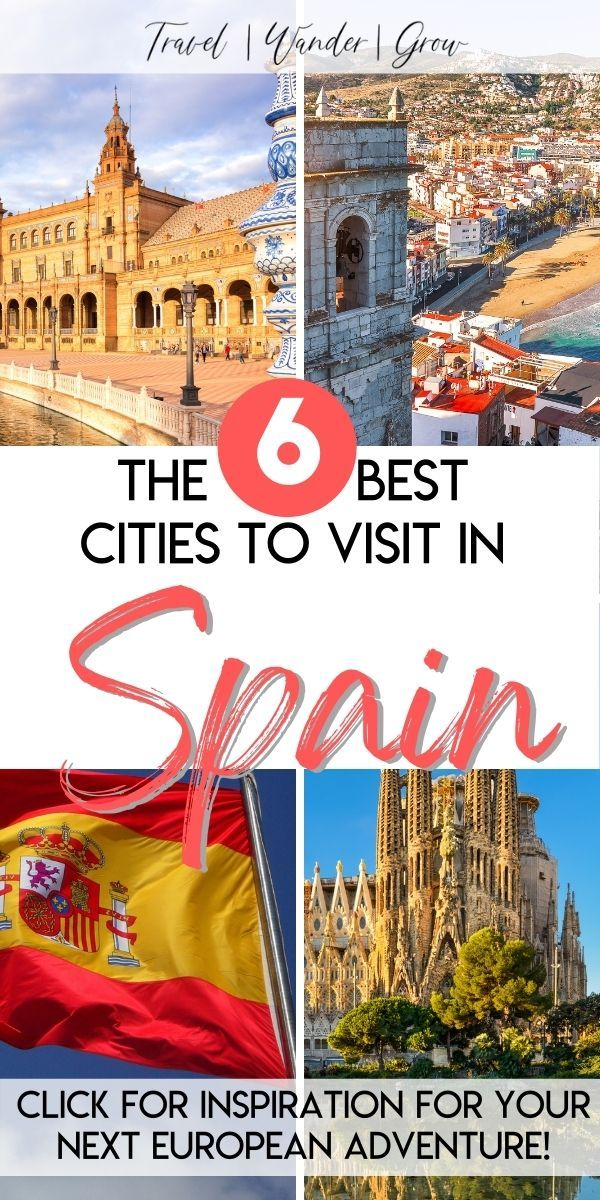 The Best Places To Visit In Spain A Multi City Mini Guide Places To Visit Cool Places To Visit Europe Travel Places