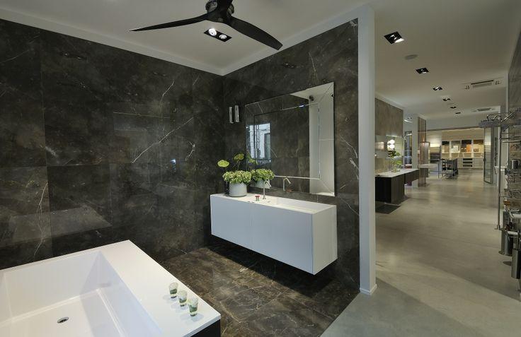 Oltre 25 fantastiche idee su grigio da bagno su pinterest colori della vernice da bagno - Bagno imperiale ...