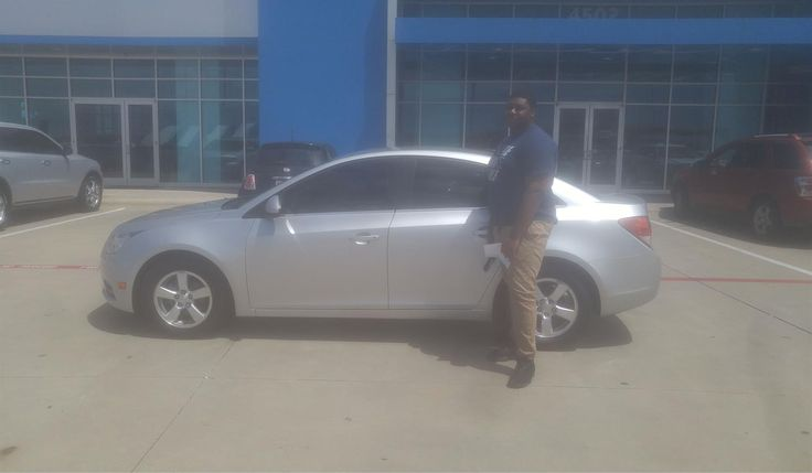 Keondrick, we hope you enjoy your new 2013 CHEVROLET CRUZE.  Congratulations and best wishes from Orr Chevrolet and CODY TRUDEAU.