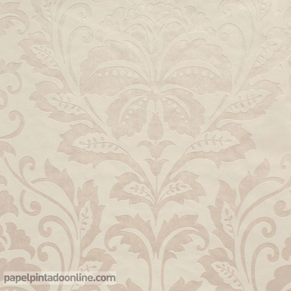 51 best images about papel pintado flock 4 on pinterest for Papel pintado beige