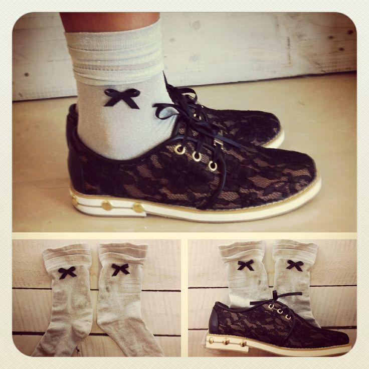 El CALCETÍN es una prenda que esta diseñada con el fin de calentar el pie y protegerlo. Es justamente ese toque, el que llena nuestra pinta de originalidad y extrema comodidad, puedes usarlo con cualquier tipo de zapatos, es cuestión de que te atrevas a ser única y que empieces a romper los esquemas de una forma divertida y diferente! #nacisteparaserfeliz