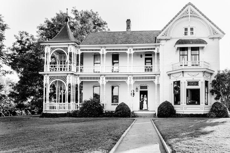 Austin wedding at the Barr Mansion