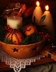 gingerbread bowlMountain Girls, Candles Decor, Beeswax Candles, Girls Adventure, Clove Orange, Gingerbread Bowls, Girls Scouts, Fall Candles, Bowls Recipe