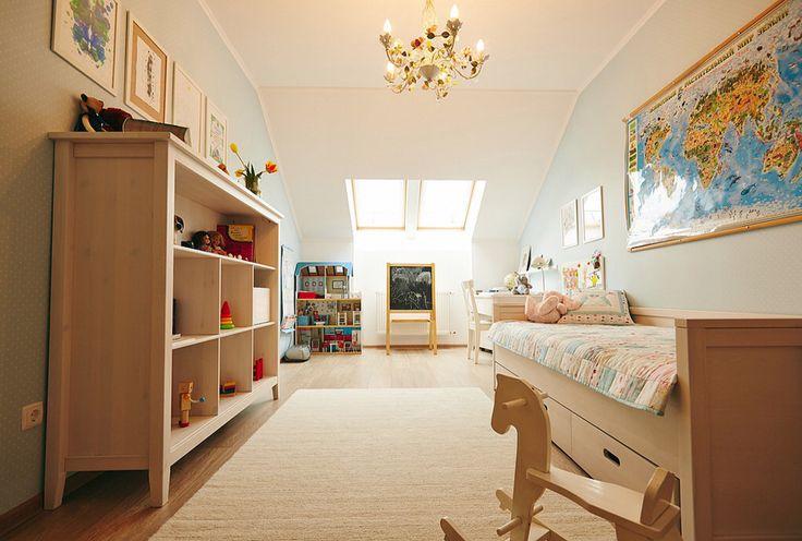 Расположение мебели в детской, фото 3