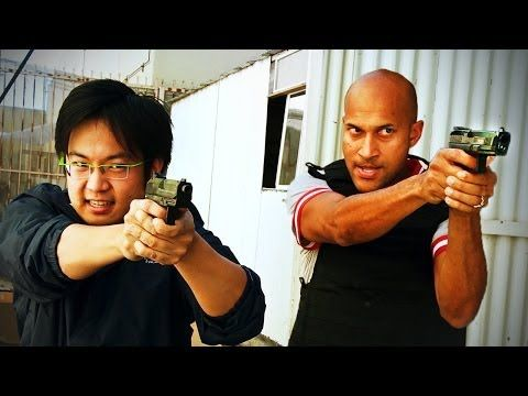 Mexican Standoff (ft. Key & Peele) - Two cops get more than they bargained for when they face down a ruthless criminal...