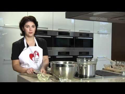 Mézeskalács készítés, tészta - YouTube
